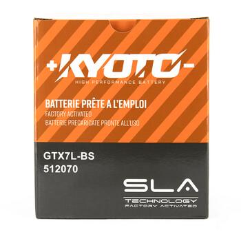 Batterie GTX7L-BS SLA AGM Kyoto