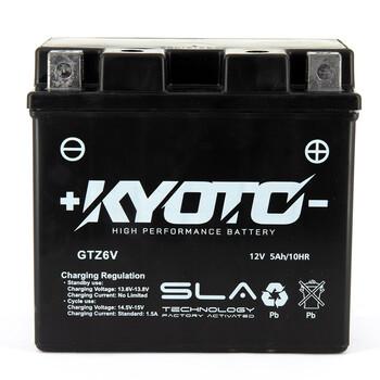 Batterie GTZ6V SLA AGM Kyoto