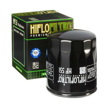 Filtre à huile HF551 Hiflofiltro