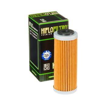 Filtre à huile HF652 Hiflofiltro