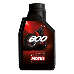 Huile 2T 800 Factory Line Off Road 1L Motul