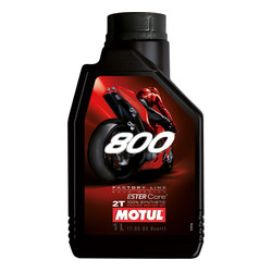 Huile 2T 800 Factory Line Road Racing 1L Motul