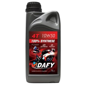 Huile Power 4T 10W50 Dafy Moto