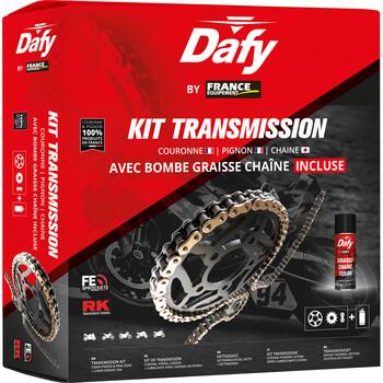 Kit Chaîne 675 Daytona, 675 Speed Triple (RK525XSO 16X47) France Equipement