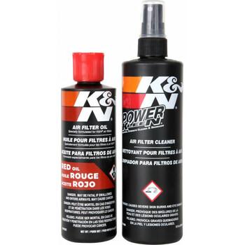 Kit entretien 99-5050 - Filtre à air K&N