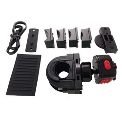 Kit de Fixation Fitclic Moto / Scooter Mountcase Tigra