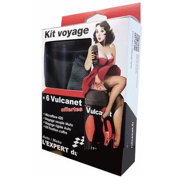 Kit voyage Vulcanet