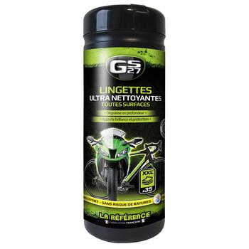 Lingettes Ultra Nettoyantes GS27