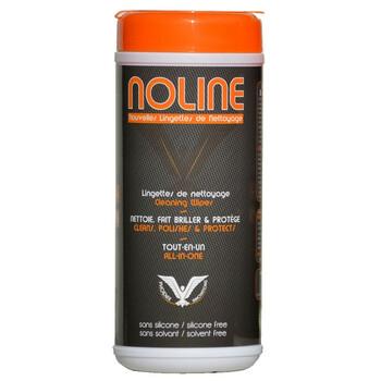 Lingettes nettoyantes + microfibre Noline