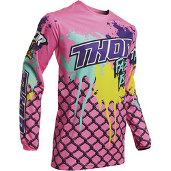 Maillot Enfant Youth Pulse Fast Boyz Thor Motocross