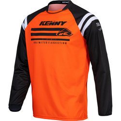 Maillot enfant Track Kid Raw Kenny
