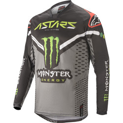 Maillot Monster Energy Raptor Alpinestars