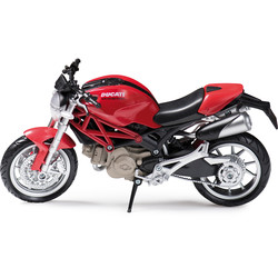 Maquette moto 1/12e Ducati Monster 1100 New Ray