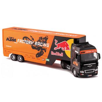 Maquette Factory Truck KTM Sunimport