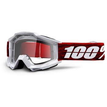 Masque Accuri Graham Clear Lens 100%