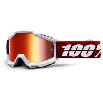 Masque Accuri Graham Mirror Red Lens 100%