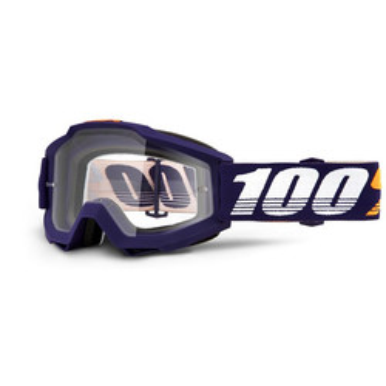 Masque Accuri Grib Clear Lens 100%