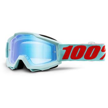 Masque Accuri Maldives Mirror Blue Flash Lens 100%