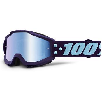 Masque Accuri Maneuver - Iridium Blue 100%