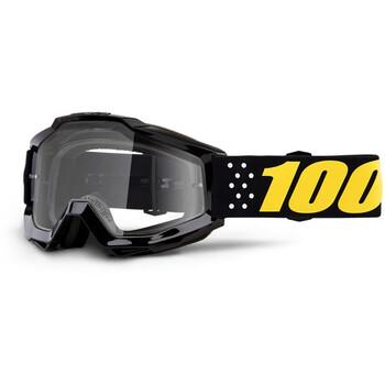 Masque Accuri Pistol Clear Lens 100%