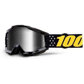 Masque Accuri Pistol Mirror Silver Lens 100%