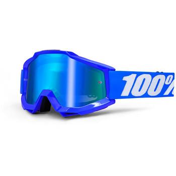 Masque Accuri Reflex Blue - Iridium Blue 100%