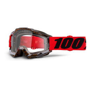 Masque Accuri Vendome Clear Lens 100%