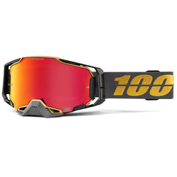 Masque Armega Falcon 5 - Hiper red mirror 100%