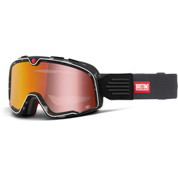 Masque Barstow Gasby - Red Mirror 100%