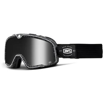 Masque Barstow Noise Mirror Silver Lens 100%