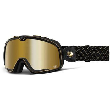 Masque Barstow Roland Sands Mirror Gold Lens 100%