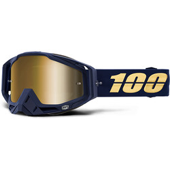 Masque Racecraft Bakken - Gold Mirror 100%