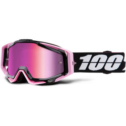 Masque Racecraft Floyd Mirror Pink Lens 100%