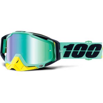 Masque Racecraft Kloog - Green Mirror 100%