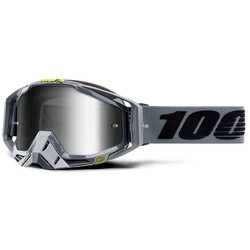 Masque Racecraft Nardo Mirror Silver Lens 100%