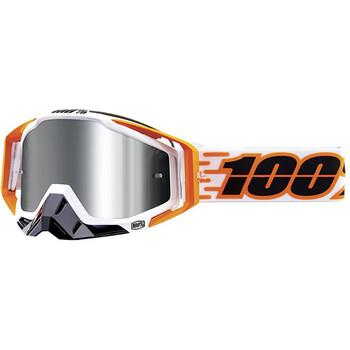 Masque Racecraft + Illumina Mirror Silver Lens 100%