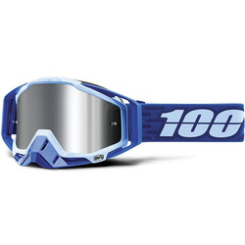 Masque Racecraft + Rodion Mirror Silver Lens 100%