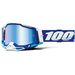 Masque Racecraft 2 - Ecran Iridium 100%
