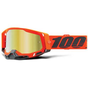 Masque Racecraft 2 - Ecran Iridium 100%