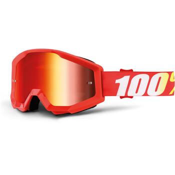 Masque Strata Furnace - Chrome Red 100%