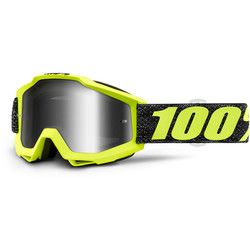 Masque Accuri Tresse Mirror Silver Lens 100%
