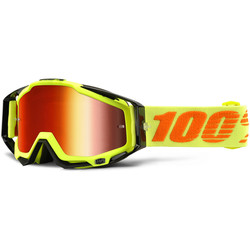 Masque Racecraft Attack Mirror Lens 100%