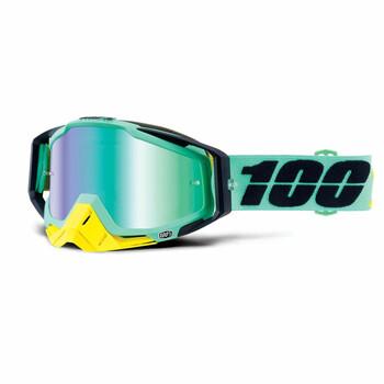 Masque Racecraft Kloog Mirror Lens 100%