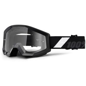 Masque Strata Goliath Clear Lens 100%