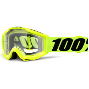Masque enfant Accuri Fluo Clear Lens 100%