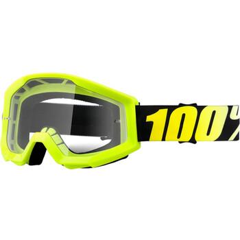 Masque enfant Strata Neon Clear Lens 100%