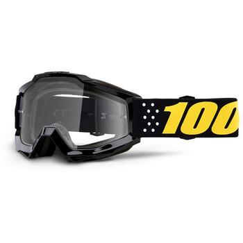 Masque enfant Accuri Pistol Clear Lens 100%
