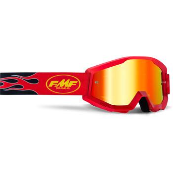 Masque enfant Powercore Flame - ecran miroir FMF Vision