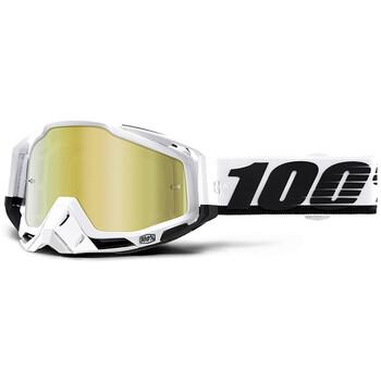 Masque Racecraft Stuu - Gold Mirror 100%