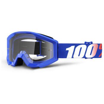 Masque Strata Nation Junior Clear Lens 100%